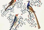 Jeu puzzle oiseaux