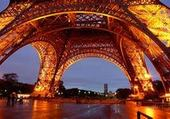 Jeux de puzzle : Tour Eiffel