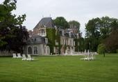 Puzzle chateau hotel en pays de loire