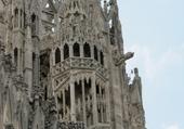 Puzzle gratuit Italie Milan Duomo Le Toit