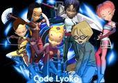 Puzzle Puzzle en ligne code lyoko