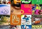 Puzzle gratuit peace and love