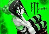 monster énergie