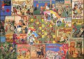Jeux de puzzle : jeux d'enfants