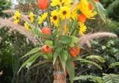 Puzzle gratuit bouquet d'automne