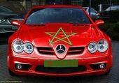 Puzzles mercedes marocaine
