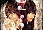 Jeux de puzzle : Death Note