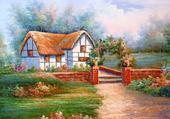 Puzzle en ligne maison