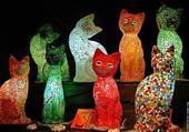 Puzzle en ligne chats