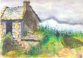Puzzles maison ruine