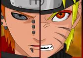 Puzzle Puzzle Naruto VS Pain