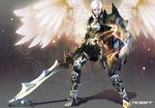 Puzzle aion warrior