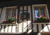 Facade maison Normande