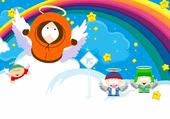 Puzzle South Park heaven
