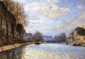 Puzzle Canal Saint Martin