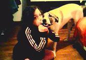 puzzle de moi et mon chien