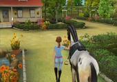 Puzzle en ligne mon cheval et moi 2