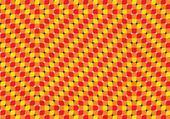Puzzle effet  d'optique