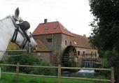 Jeu puzzle moulin