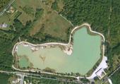 Puzzle le lac vert