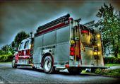 Puzzle en ligne camion de pompier