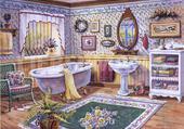 Puzzle en ligne salle de bain