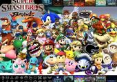 Puzzle Super Smash Bros Brawl
