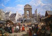 Jeux de puzzle : Fontaine des Innocents