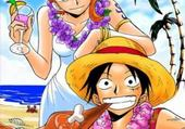 Puzzles luffy et nany