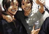 Puzzle Sasuke et Hitachi