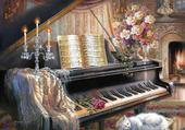 Puzzles piano