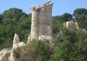 Puzzles colonnes de sable
