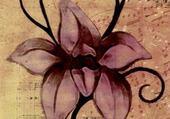 Puzzles fleur musicale