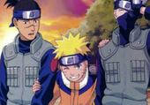 Puzzle en ligne Iruka, Naruto et Kakashi