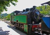 Jeux de puzzle : train a vapeur