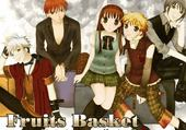 Puzzle fruits basket
