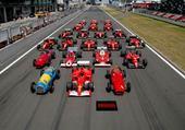 Puzzle Ferrari F1 Nurburgring