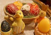 Puzzle Jeu puzzle chocolats de Pâques