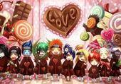 Love chocolat akatsuki