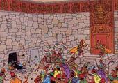 Puzzle le temple du soleil