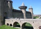 Puzzle gratuit chateau de carcasonne