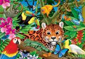 Puzzle gratuit jungle