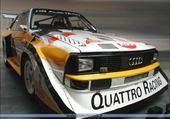 Puzzle quattro racing