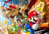 Puzzle en ligne Mario Kart DS