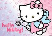 Puzzle Puzzle angel hello kitty