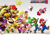 Puzzle Mario Party 8