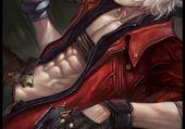 Puzzle en ligne Dante, Mi-homme, Mi-démon