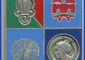 Jeux de puzzle : Légion,1er REC,Sarajevo
