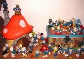 Puzzles village stroumph
