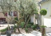 Puzzle en ligne Jardin provencale